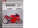 Thumbnail Ducati 750 1991 Service Repair Manual Download