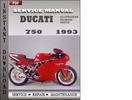 Thumbnail Ducati 750 1993 Service Repair Manual Download